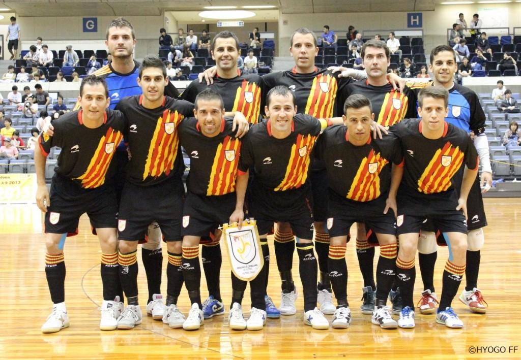 カタルーニャ州選抜001